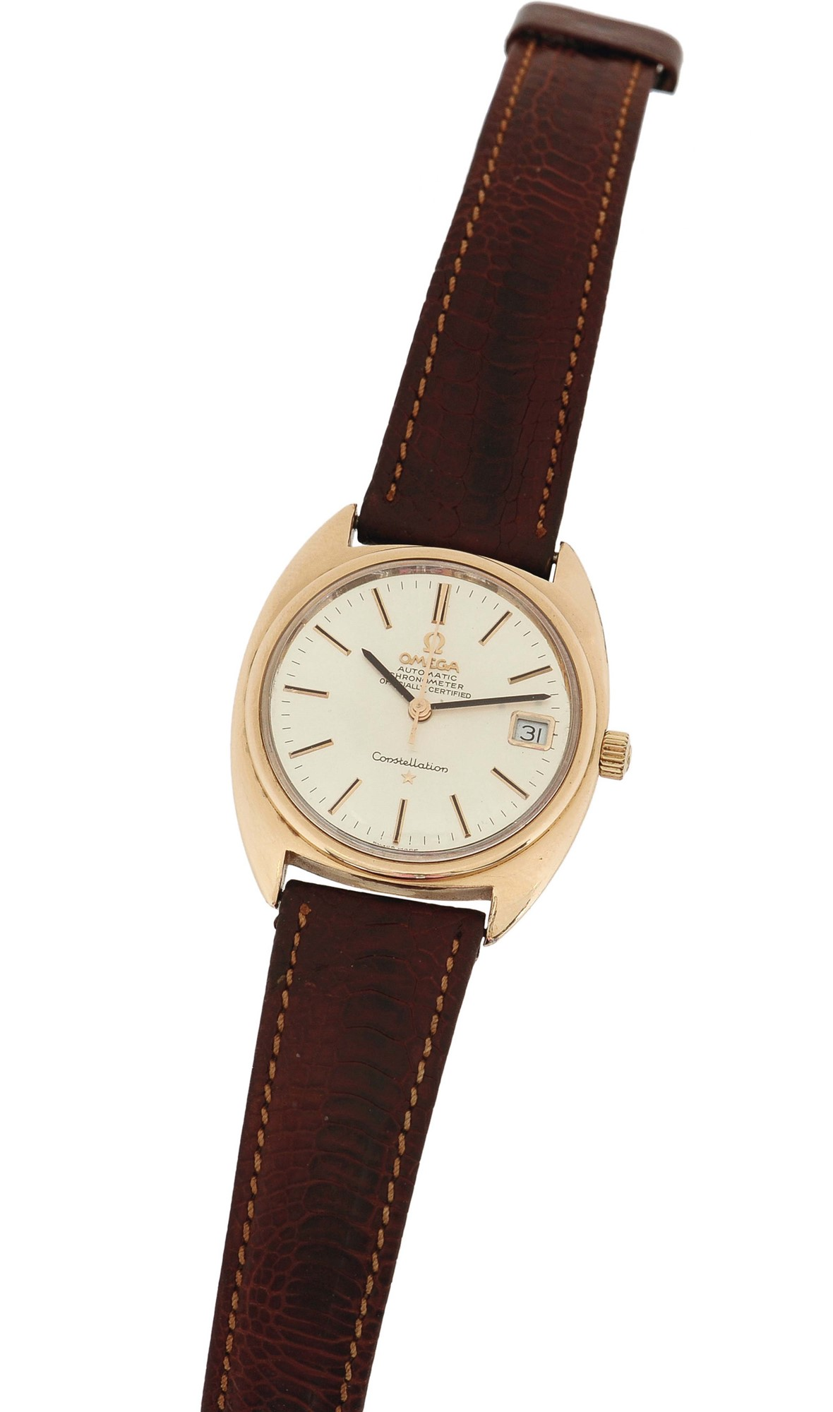Omega Constellation Automatic Chronometer Officially Certified