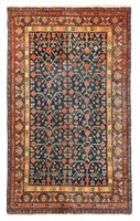 A Yarkand oasis carpet, Eastern Turkestan, late 19th  ...