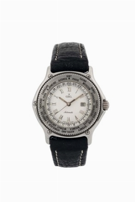 Ebel, Voyager, Automatic, Ref. 9124913. Fine, center seconds, self-winding...